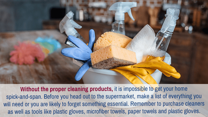What is Your Cleaning Resolution for the New Year?
