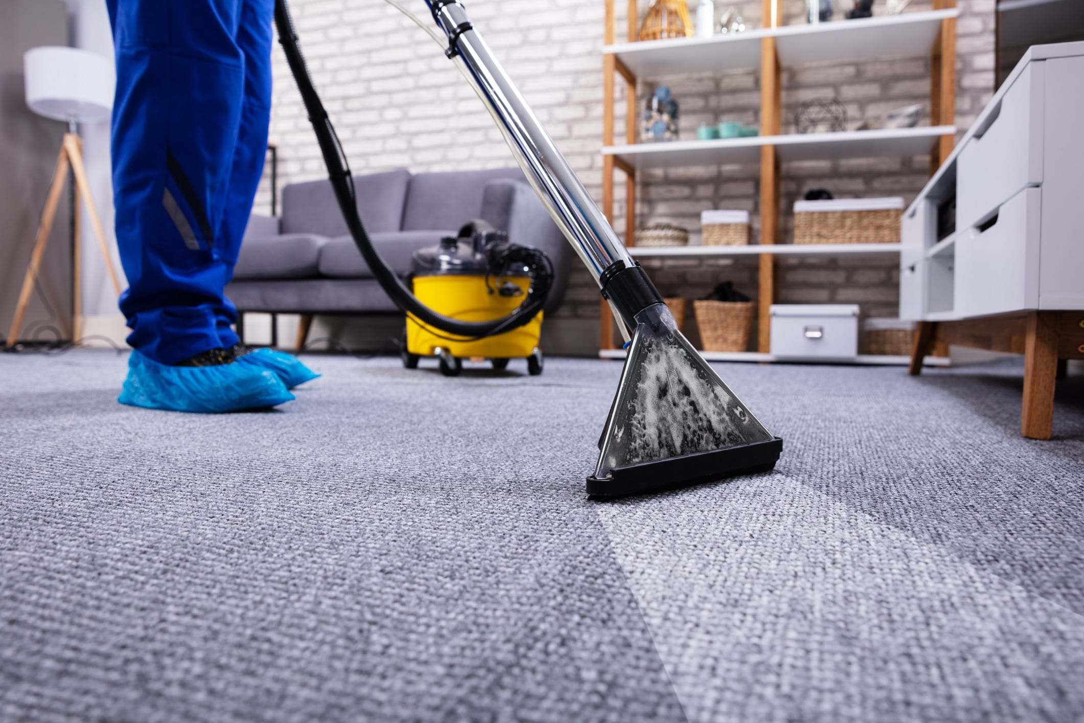5 Tricky Types of Carpet Stains