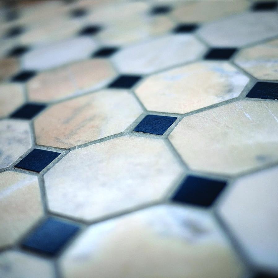 Tile Floor Closeup