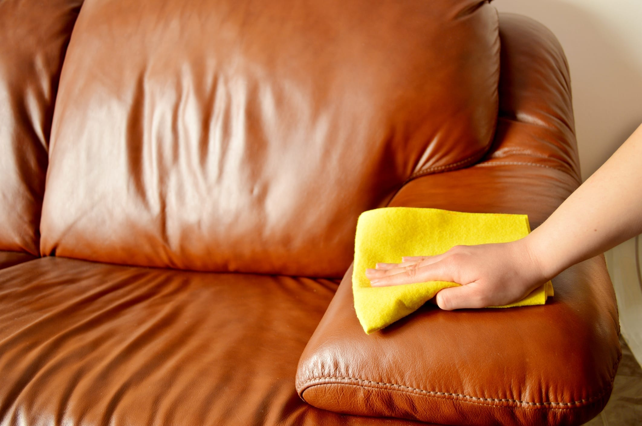 Tips On Maintaining Leather Furniture